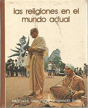 LAS RELIGIONES EN EL MUNDO ACTUAL: RAFAEL VIVER BALLART