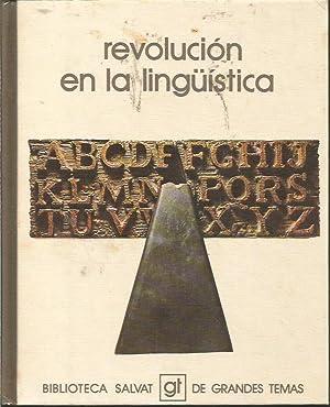 REVOLUCION EN LA LINGUISTICA: JOSE MANUEL BLECUA