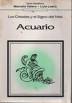 Los cristales y el signo del mes: Marcelo Valero y