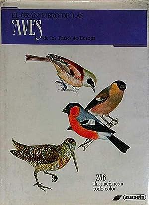 El gran libro de las Aves de los Países de Europa