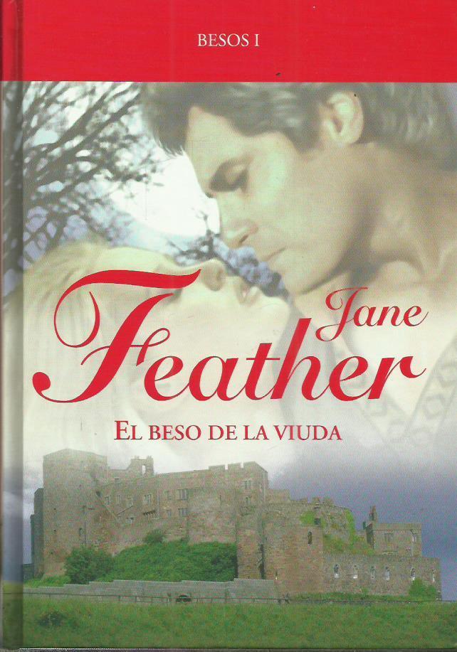 el beso de la viuda jane feather