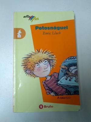 POTOSNAGUEL - Lluch,Enric