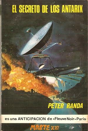 EL SECRETO DE LOS ANTARIX: Randa,Peter