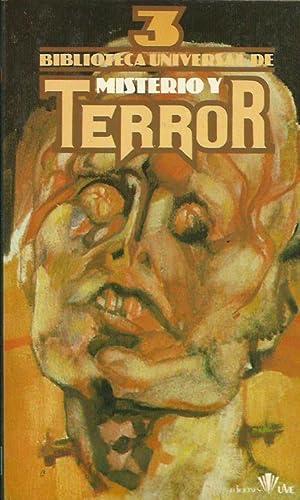 BIBLIOTECA UNIVERSAL DE MISTERIO Y TERROR 3: Varios autores