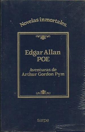 AVENTURAS DE ARTHUR GORDON PYM: Poe,Edgar Allan