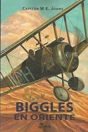 BIGGLES EN ORIENTE: Johns,Capitán W.E.
