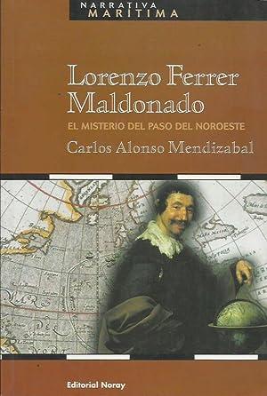 LORENZO FERRER MALDONADO. EL MISTERIO DEL PASO: Alonso Mendizabal,Carlos