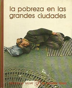 LA POBREZA EN LAS GRANDES CIUDADES: Maestre Alfonso,Juan