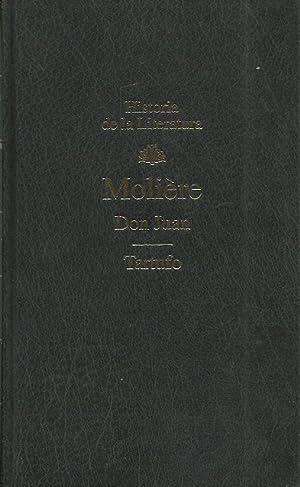 DON JUAN/TARTUFO: Molière