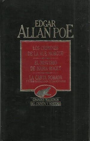 LOS CRÍMENES DE LA RUE MORGUE/EL MISTERIO: Poe,Edgar Allan