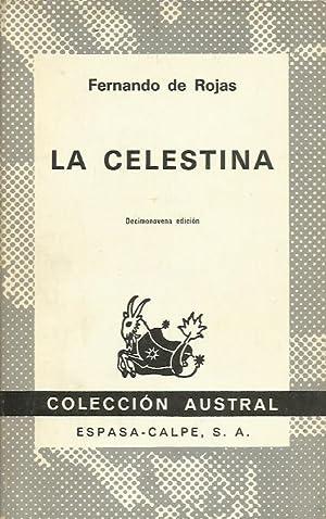 LA CELESTINA: Rojas,Fernando de