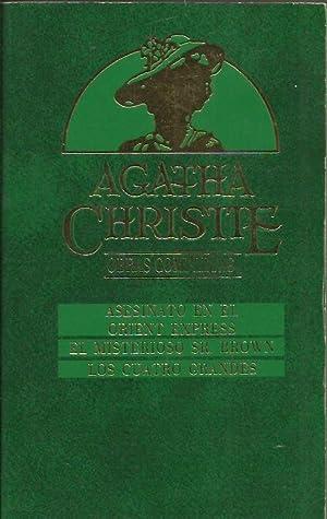 ASESINATO EN EL ORIENT EXPRESS/EL MISTERIOSO SR.BROWN/LOS: Christie,Agatha