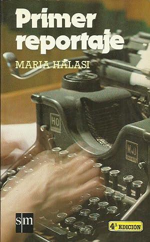 PRIMER REPORTAJE: Halasi,Maria
