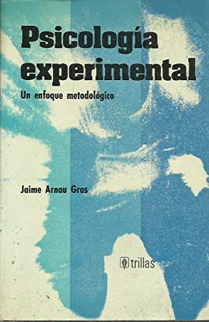 PSICOLOGÍA EXPERIMENTAL: Arnau Gras,Jaime