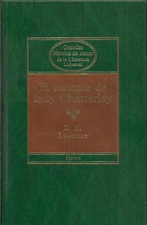 EL AMANTE DE LADY CHATTERLEY: Lawrence,David Herbert