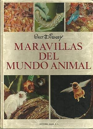 MARAVILLAS DEL MUNDO ANIMAL: Melegari,Vezio