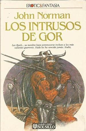 LOS INTRUSOS DE GOR: Norman,John