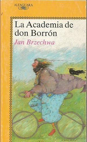 LA ACADEMIA DE DON BORRÓN: Brzechwa,Jan