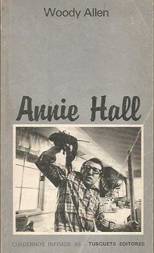 ANNIE HALL: Allen,Woody