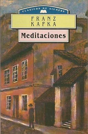 MEDITACIONES: Kafka,Franz