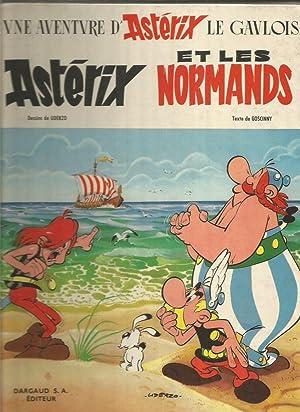 ASTERIX ET LES NORMANDS: Goscinny/Uderzo