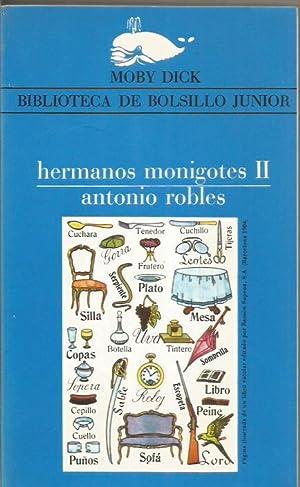 HERMANOS MONIGOTES II: Robles,Antonio