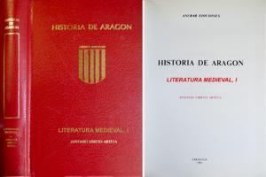 LITERATURA MEDIEVAL I: Ubieto Arteta,Antonio