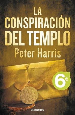 LA CONSPIRACIÓN DEL TEMPLO: Harris,Peter