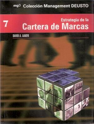 ESTRATEGIA DE LA CARTERA DE MARCAS: Aaker,David A.