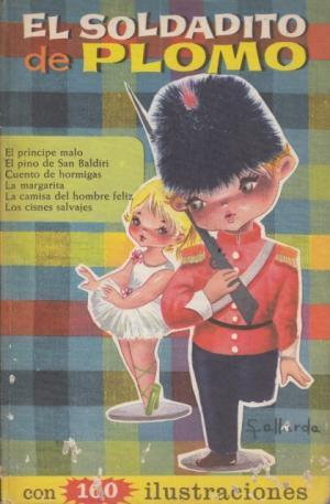 EL SOLDADITO DE PLOMO: Martí García,María