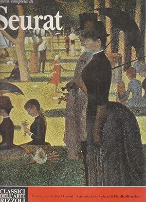 L'opera completa di Seurat: Minervino Fiorella (a