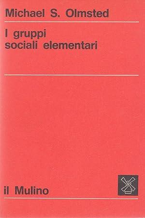 I gruppi sociali elementari: Olmsted Michael