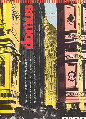 Domus N. 733 Rivista internazionale di progetto. International design review: Domus Rivista ...