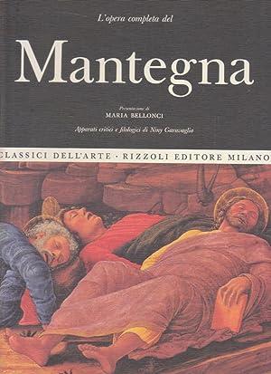 L'opera completa del Mantegna: Niny Garavaglia (a