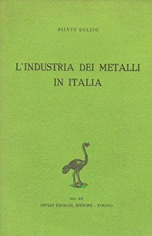 L'industria dei metalli in Italia