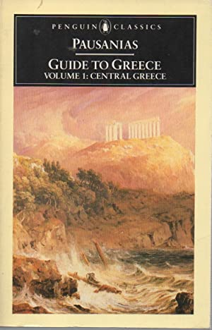 Guide to Greece. Central Greece. Vol. 1