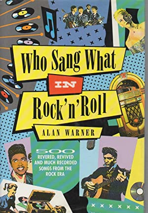 Who sang whan in rock'n'roll