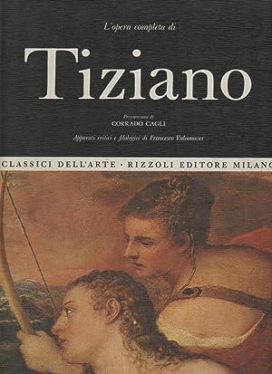 L'opera completa di Tiziano: Cagli C. (a