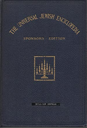 The universal jewish encyclopedia
