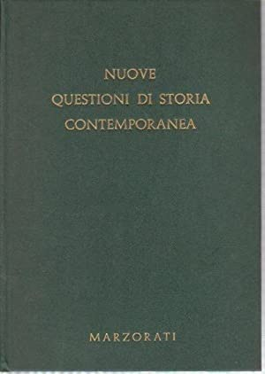Nuove questioni di storia contemporanea: AA.VV.
