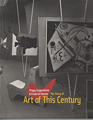 Peggy Guggenhiem & Frederick Kiesler: The Story Of Art Of This Century
