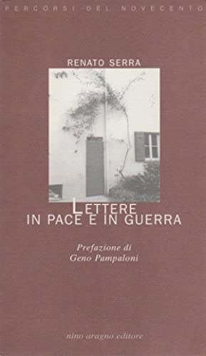 Lettere in pace e in guerra
