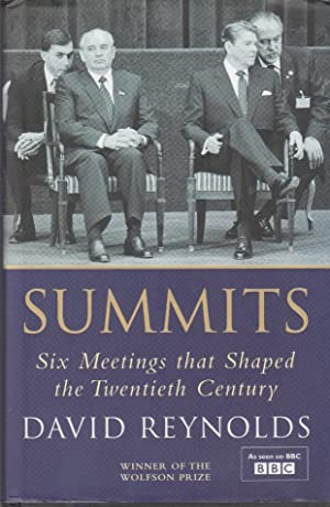 Summits. Six meetings that shaped the twentieth century