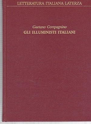 Gli illuministi italiani: Compagnino Giuseppe