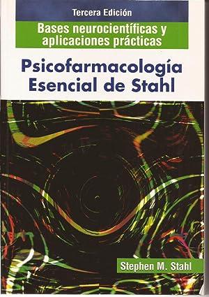 gua del prescriptor psicofarmacologa esencial de stahl