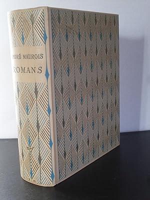 ROMANS.avec 32 aquarelles par René Génis, Jean: MAUROIS André