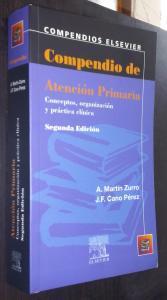 Compendio de atención primaria. Conceptos, organización y: MARTÍN ZURRO, A.