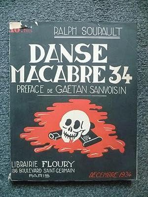 DANSE MACABRE 34: SOUPAULT (R.)