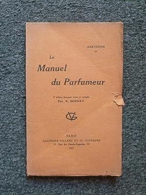 LE MANUEL DU PARFUMEUR: ASKINSON
