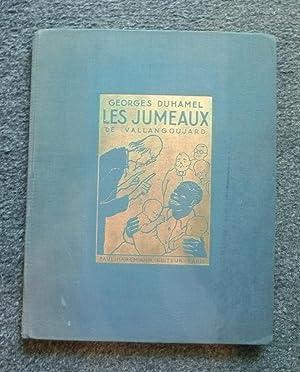 LES JUMEAUX DE VALLANGOUJARD: DUHAMEL (G.)